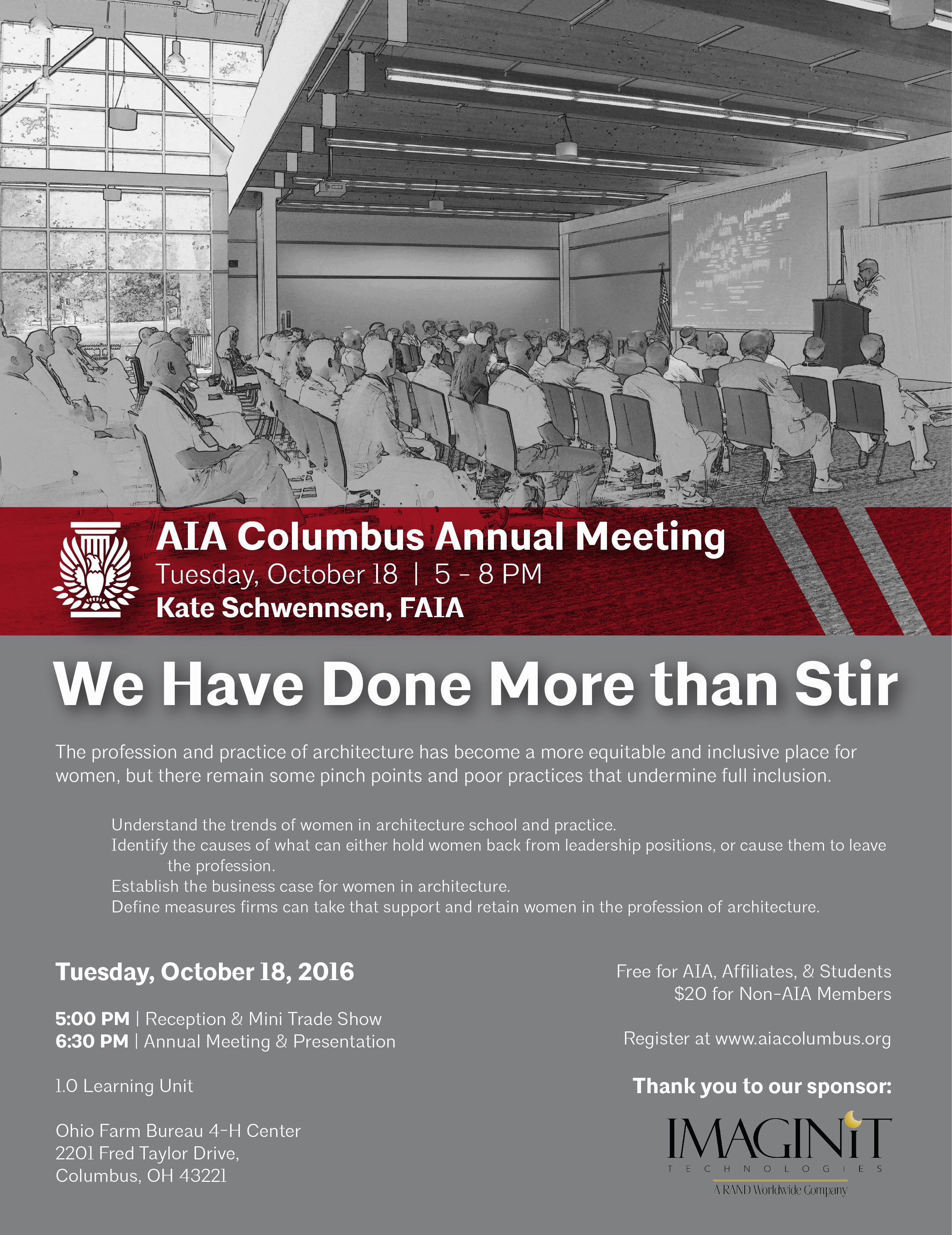 Annual Meeting Flyer For Web
